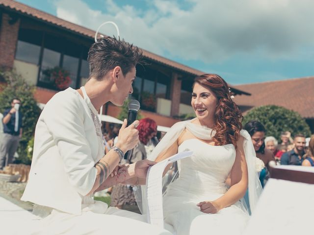 Il matrimonio di Federica e Ilenia a Milano, Milano 138