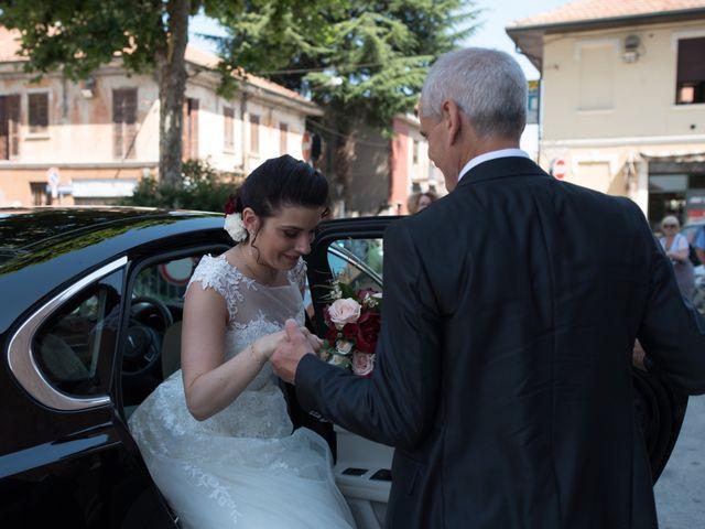 Il matrimonio di Stefano e Giulia a Samarate, Varese 8