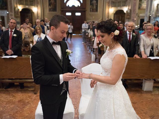Il matrimonio di Stefano e Giulia a Samarate, Varese 6
