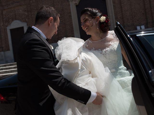 Il matrimonio di Stefano e Giulia a Samarate, Varese 15