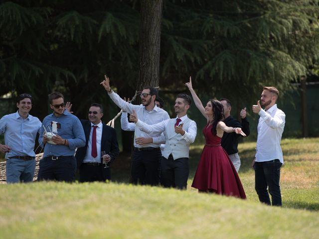 Il matrimonio di Stefano e Giulia a Samarate, Varese 16