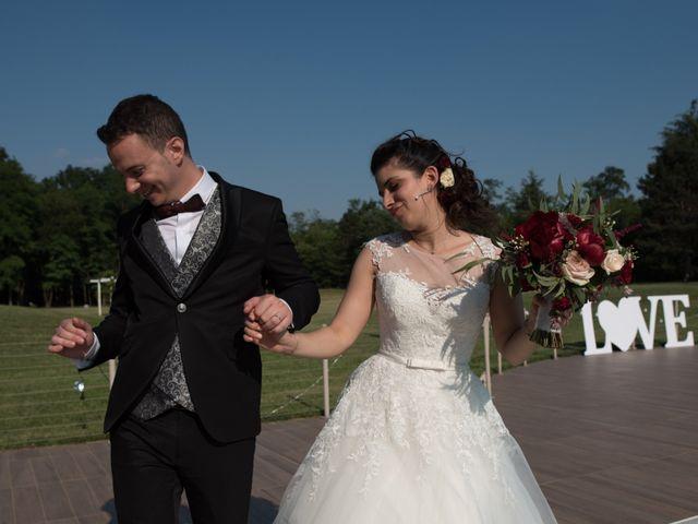 Il matrimonio di Stefano e Giulia a Samarate, Varese 27