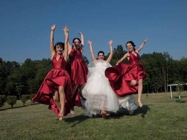Il matrimonio di Stefano e Giulia a Samarate, Varese 26