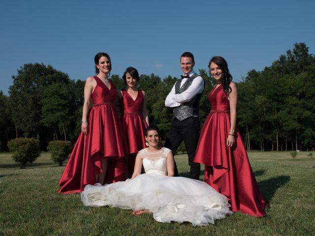 Il matrimonio di Stefano e Giulia a Samarate, Varese 34
