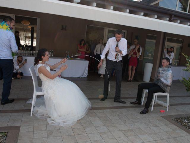 Il matrimonio di Stefano e Giulia a Samarate, Varese 35