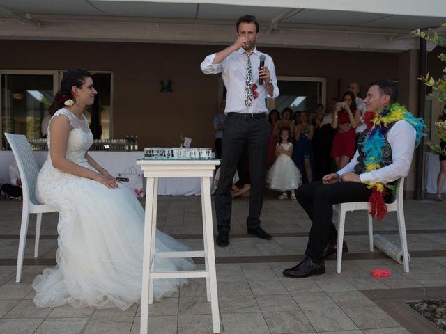 Il matrimonio di Stefano e Giulia a Samarate, Varese 31