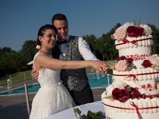 Il matrimonio di Stefano e Giulia a Samarate, Varese 32