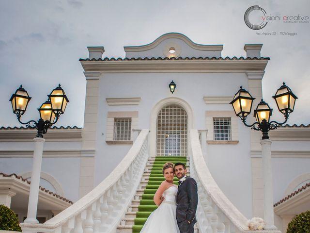 Il matrimonio di Marina e Yannis a Foggia, Foggia 4