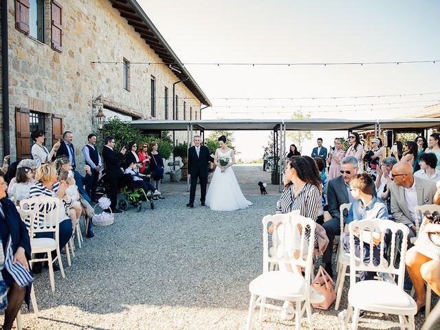 Il matrimonio di Federico e Valentina a Reggio nell'Emilia, Reggio Emilia 79