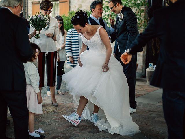 Il matrimonio di Federico e Valentina a Reggio nell'Emilia, Reggio Emilia 124