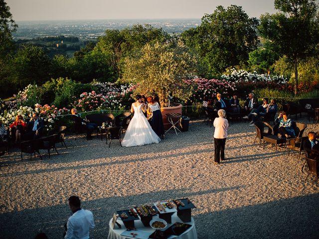 Il matrimonio di Federico e Valentina a Reggio nell'Emilia, Reggio Emilia 180