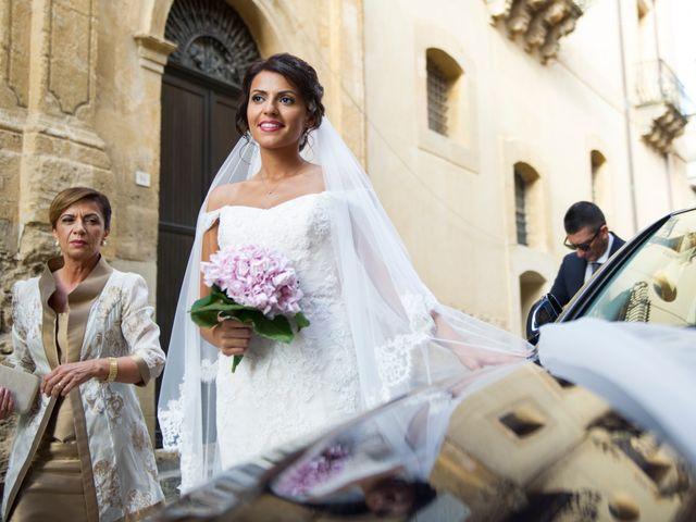Il matrimonio di Giuseppe e Federica a Agrigento, Agrigento 17