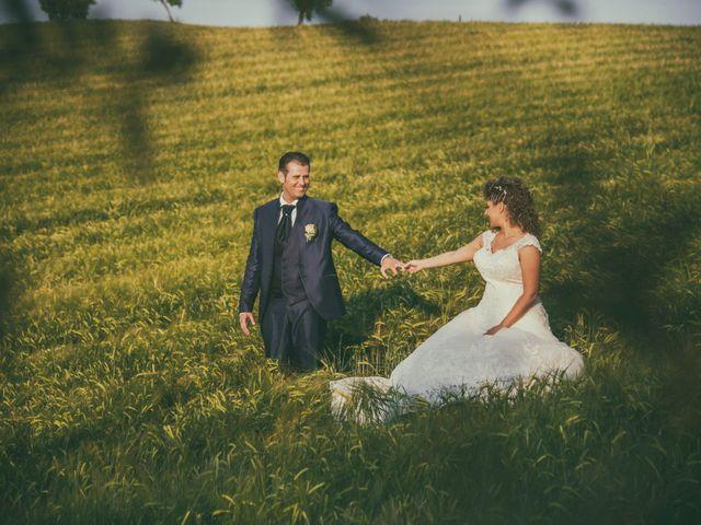 le nozze di Daiana e Giancarlo