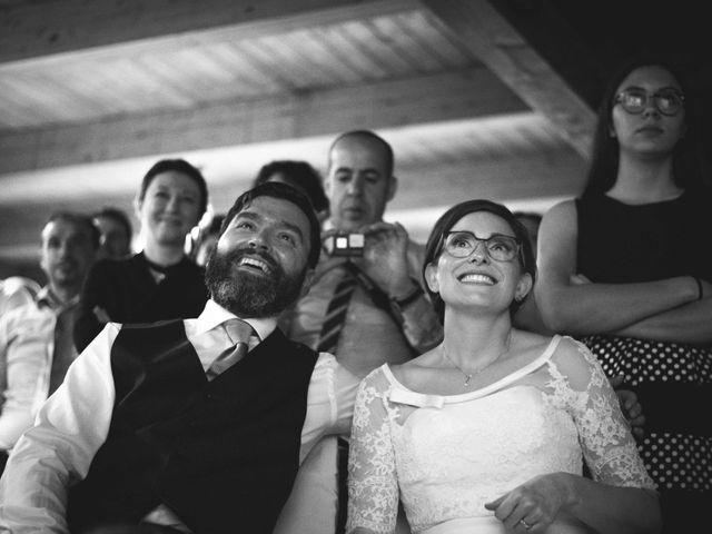 Il matrimonio di Gabriele e Agnese a Casale Marittimo, Pisa 14