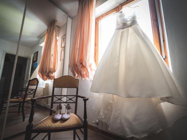 Il matrimonio di Gabriele e Agnese a Casale Marittimo, Pisa 27