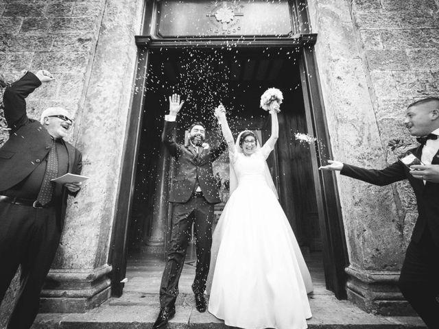 Il matrimonio di Gabriele e Agnese a Casale Marittimo, Pisa 33