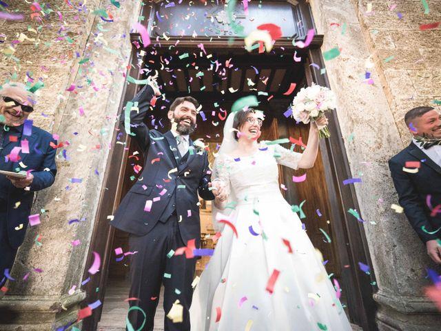 Le nozze di Agnese e Gabriele