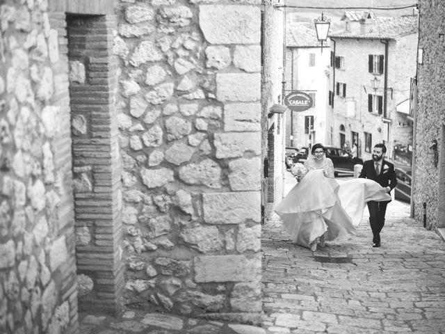 Il matrimonio di Gabriele e Agnese a Casale Marittimo, Pisa 35