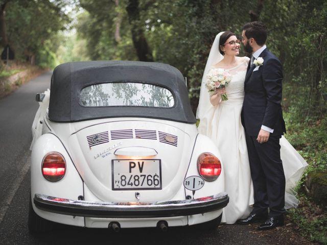 Il matrimonio di Gabriele e Agnese a Casale Marittimo, Pisa 37