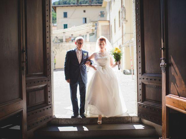 Il matrimonio di Lorenzo e Claudia a Prato, Prato 14