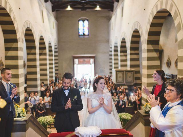 Il matrimonio di Lorenzo e Claudia a Prato, Prato 16
