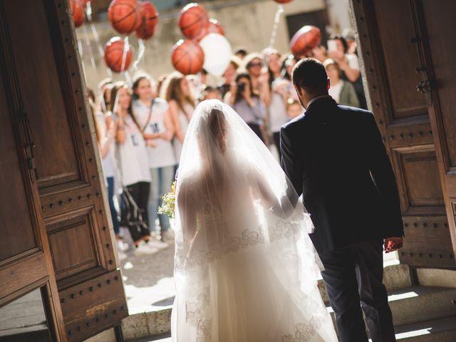 Il matrimonio di Lorenzo e Claudia a Prato, Prato 17