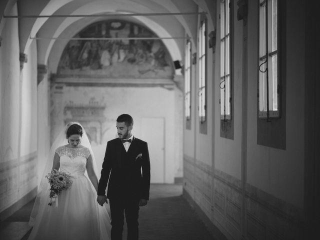Il matrimonio di Lorenzo e Claudia a Prato, Prato 18