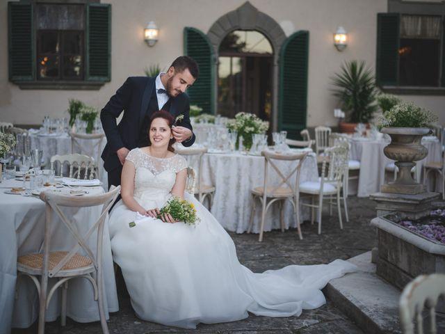 Il matrimonio di Lorenzo e Claudia a Prato, Prato 22