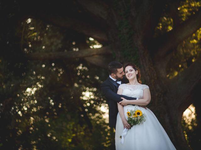 Il matrimonio di Lorenzo e Claudia a Prato, Prato 28