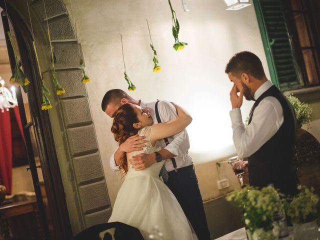 Il matrimonio di Lorenzo e Claudia a Prato, Prato 33