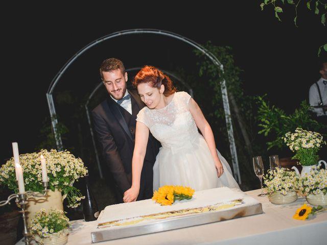 Il matrimonio di Lorenzo e Claudia a Prato, Prato 34