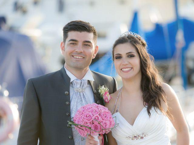 Il matrimonio di Luca e Michela a Cagliari, Cagliari 1