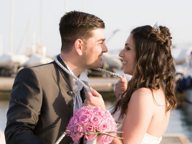 Il matrimonio di Luca e Michela a Cagliari, Cagliari 4