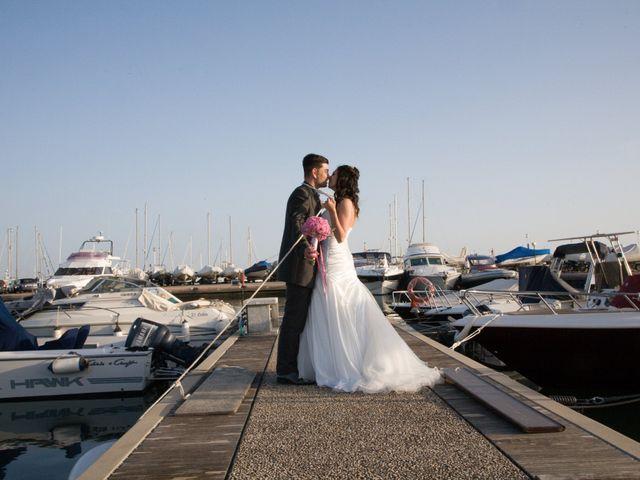 Il matrimonio di Luca e Michela a Cagliari, Cagliari 16