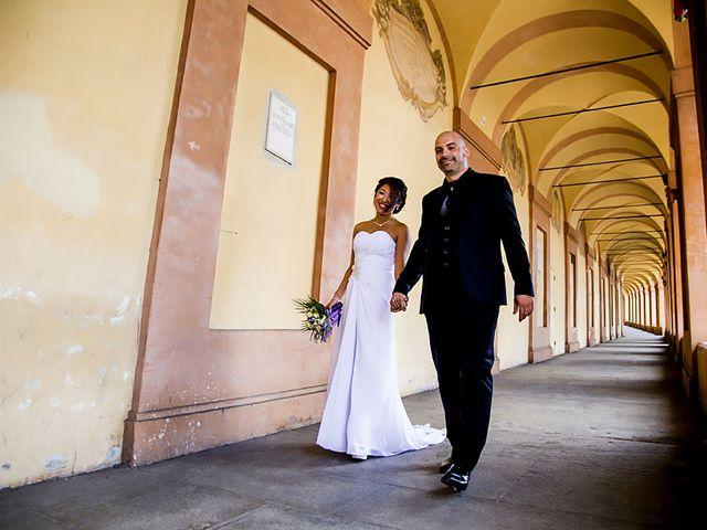 Il matrimonio di Vincenzo e Elena a Bologna, Bologna 20