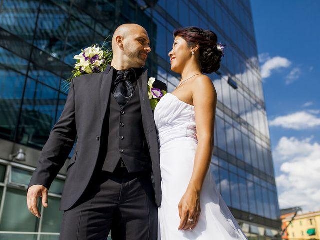 Il matrimonio di Vincenzo e Elena a Bologna, Bologna 23
