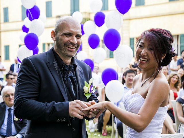Il matrimonio di Vincenzo e Elena a Bologna, Bologna 42