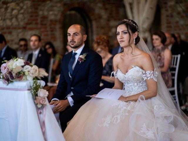 Il matrimonio di Massimo  e Jessica a Piacenza, Piacenza 9