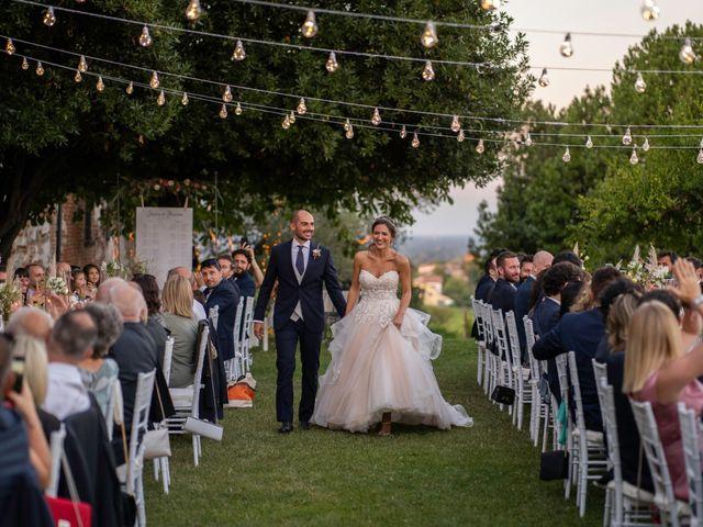 Il matrimonio di Massimo  e Jessica a Piacenza, Piacenza 14