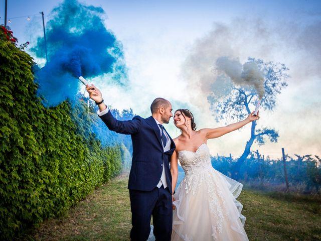 Il matrimonio di Massimo  e Jessica a Piacenza, Piacenza 18