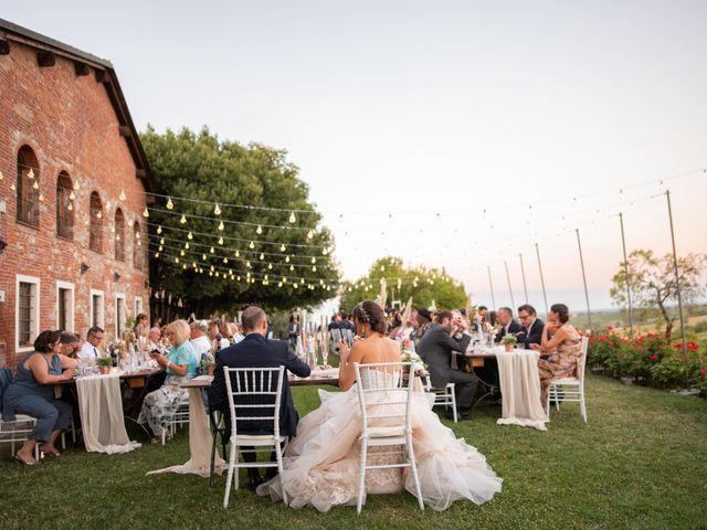 Il matrimonio di Massimo  e Jessica a Piacenza, Piacenza 21