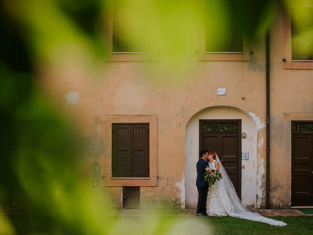Le nozze di Eleonora e Adriano