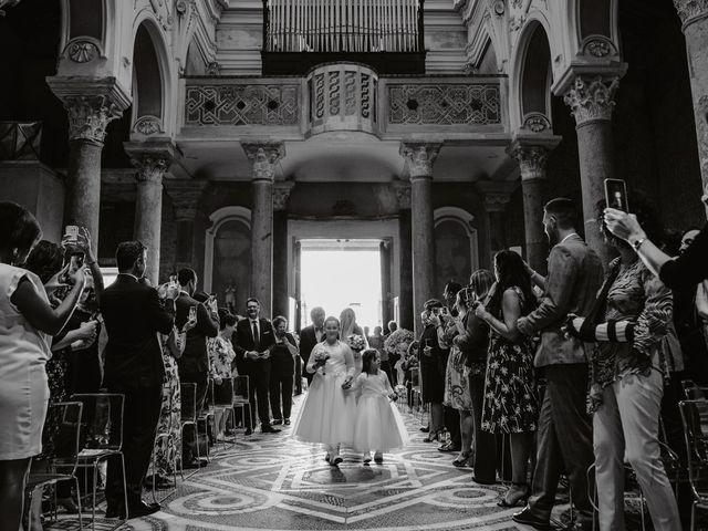 Il matrimonio di Federica e Riccardo a Formia, Latina 9