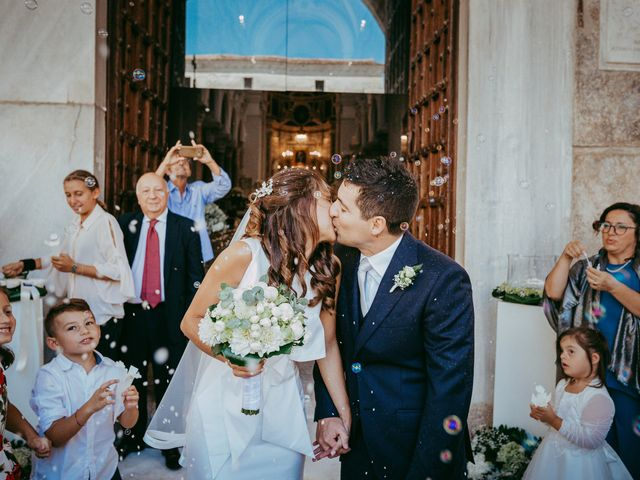 Il matrimonio di Federica e Riccardo a Formia, Latina 12