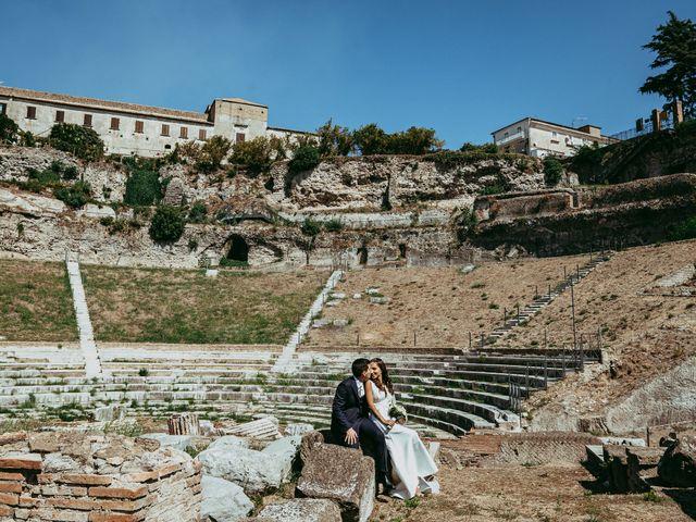 Il matrimonio di Federica e Riccardo a Formia, Latina 1