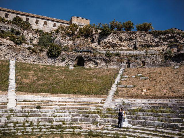 Il matrimonio di Federica e Riccardo a Formia, Latina 16