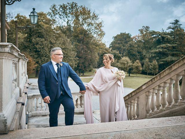 Il matrimonio di Manuel e Antonella a Monza, Monza e Brianza 5