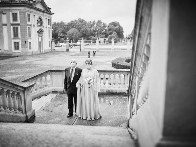 Il matrimonio di Manuel e Antonella a Monza, Monza e Brianza 11