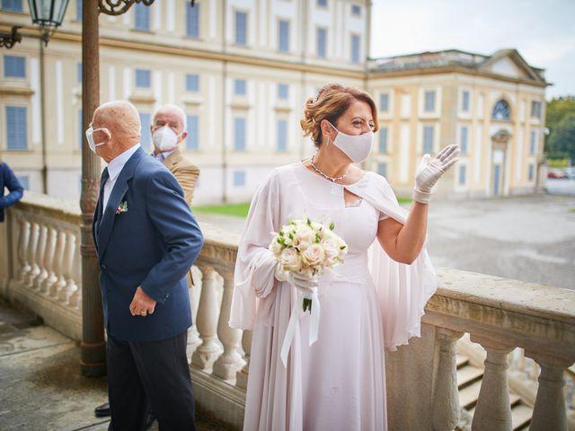 Il matrimonio di Manuel e Antonella a Monza, Monza e Brianza 12