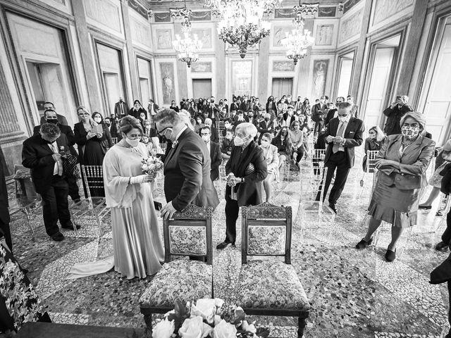 Il matrimonio di Manuel e Antonella a Monza, Monza e Brianza 13
